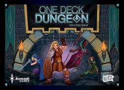 One Deck Dungeon - Un petit donjon en solitaire ce soir ?