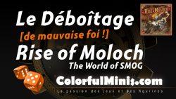 The World of SMOG : Rise of Moloch : le déboîtage (de mauvaise foi)