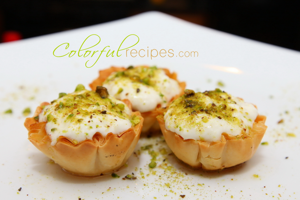 Phyllo Ashta Shells