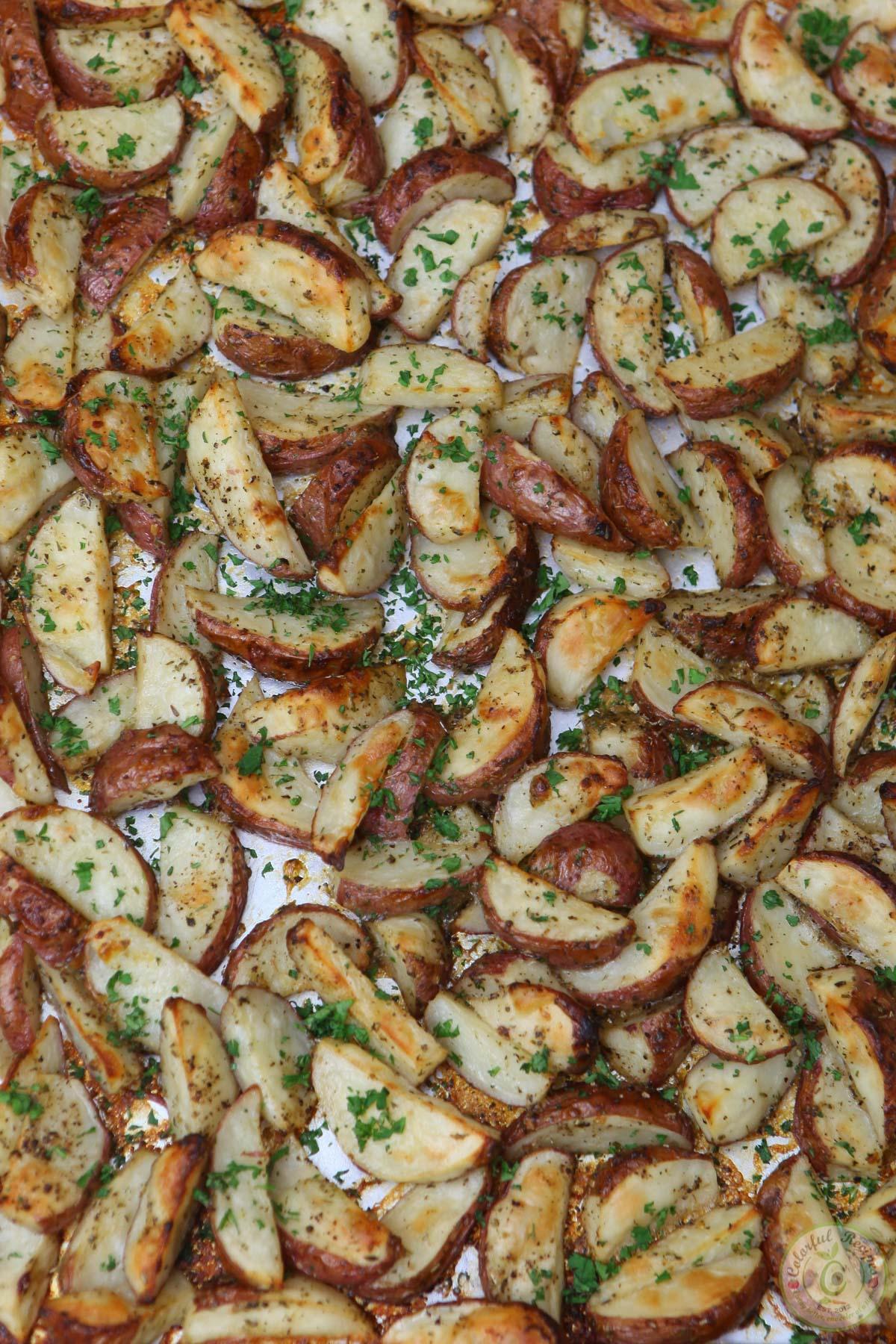 italian-ranch-roasted-potatoes-4