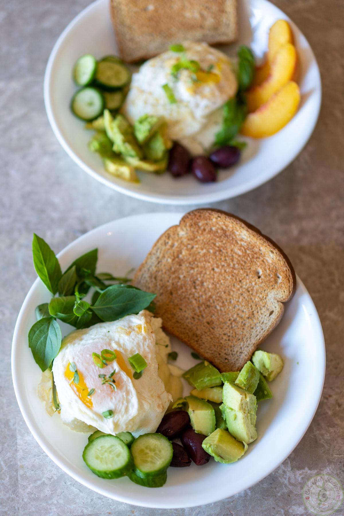 high protein egg whites breakfast