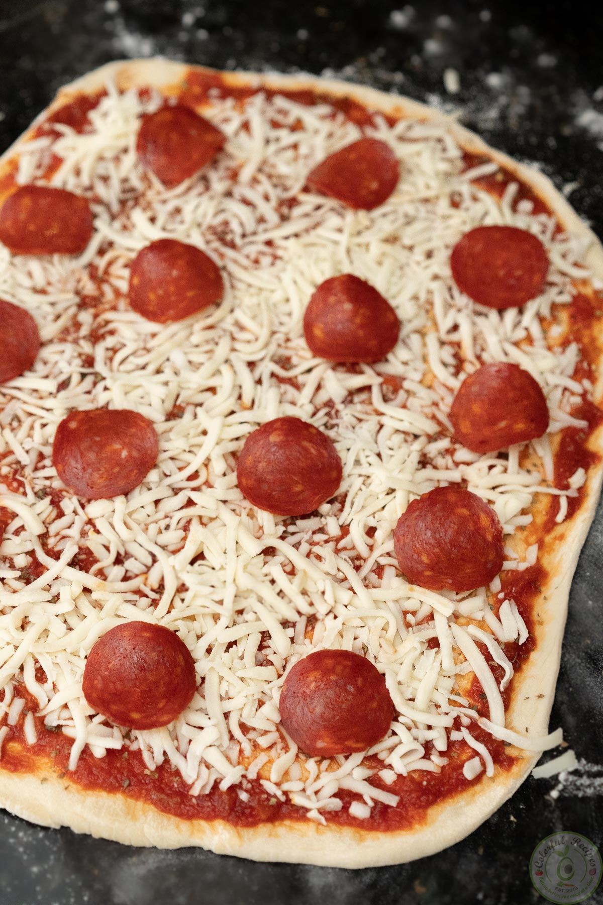 classic pepperoni pizza recipe