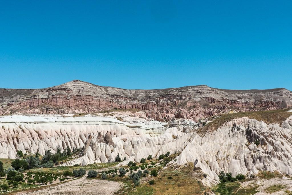 Cappadocia Red Valley Rose Valley