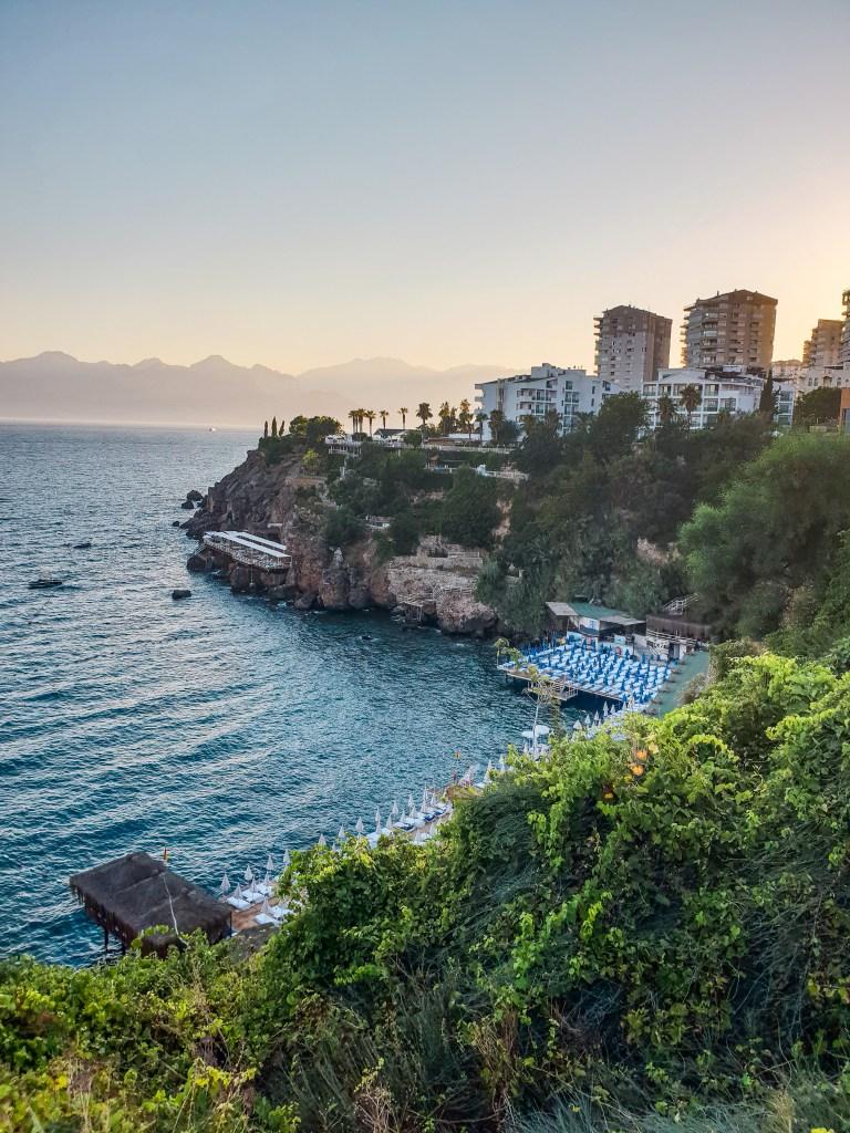 Antalya Cliff Beach