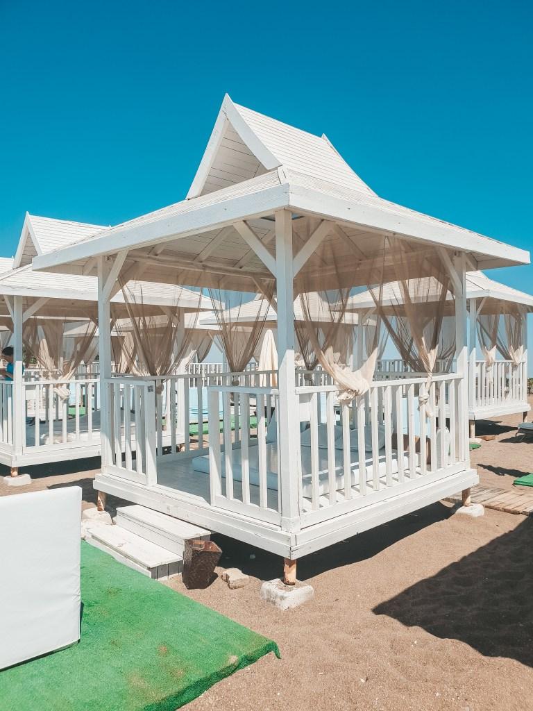 Lara Beach Antalya Turkey Bungalow