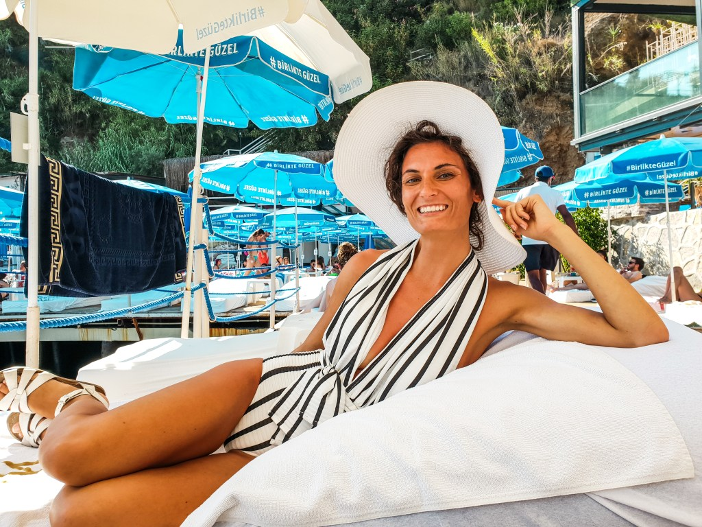BLM Beach Antalya Turkey