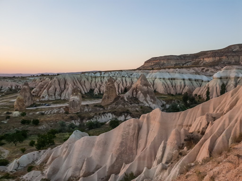 Rose Valley Sunset Cappadocia