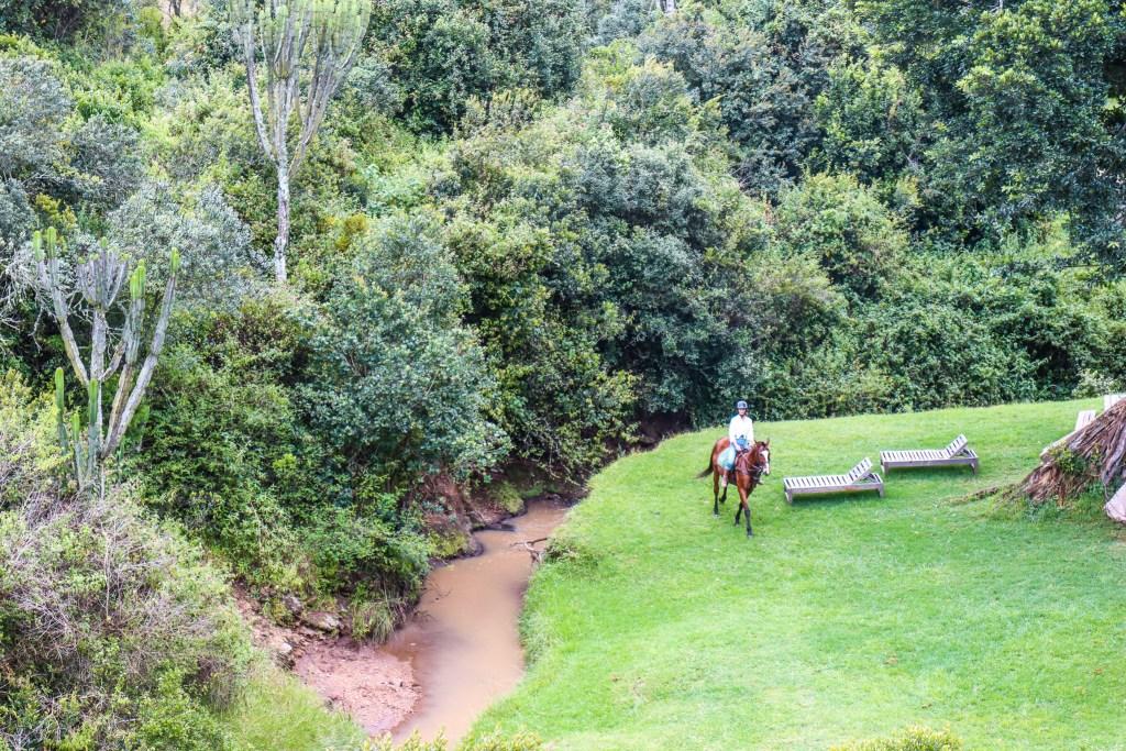 Horse back riding Olepgani Farm Laikipia Kenya