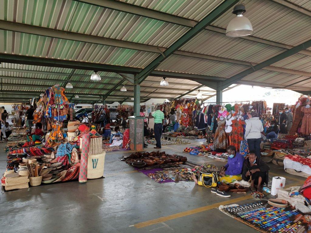 Masai Market Nairobi Kenya