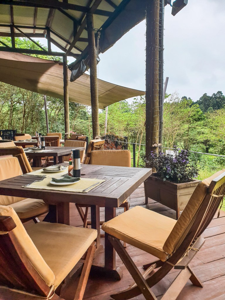 River Cafe Karura Forest Nairobi