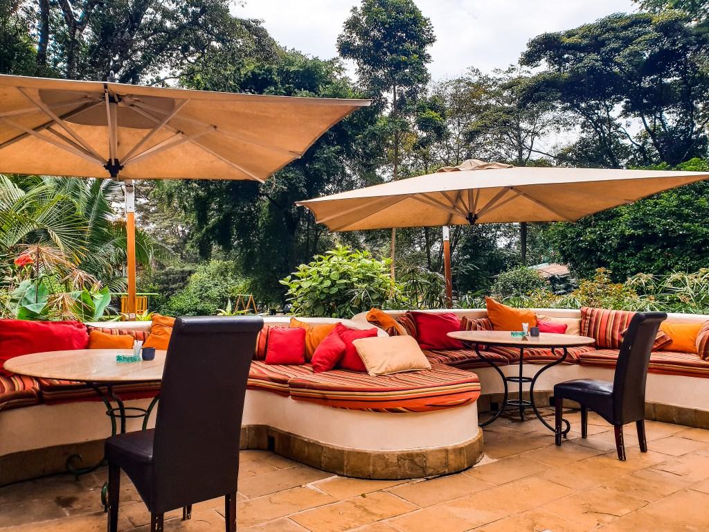 Talisman restaurant Nairobi