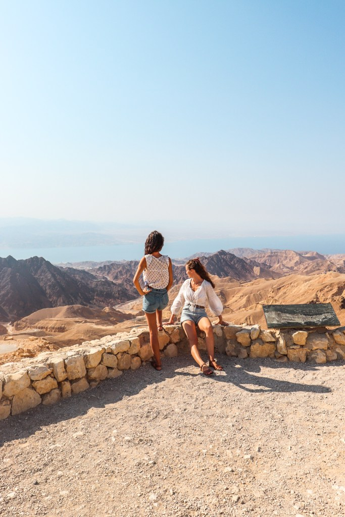 Har Yoash near Eilat israel