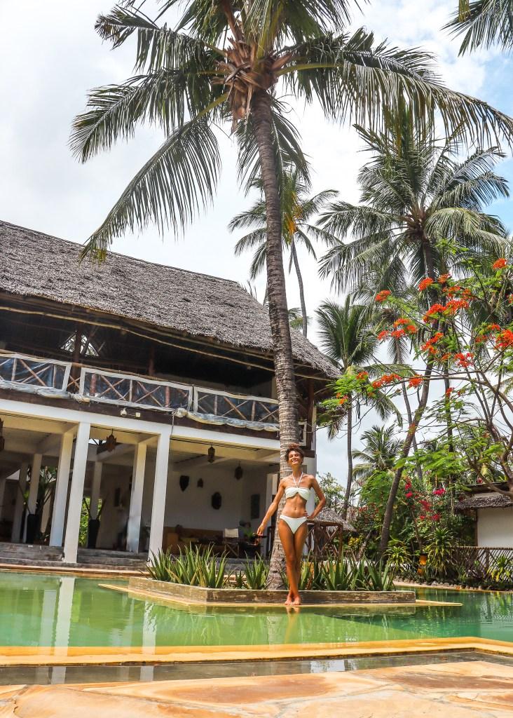 Sahari Bwenjuu Zanzibar Itinerary