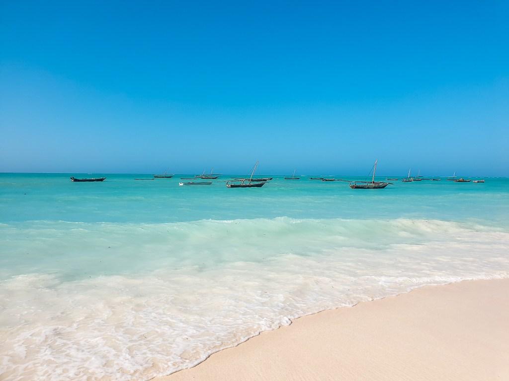 Nungwi Zanzibar Itinerary
