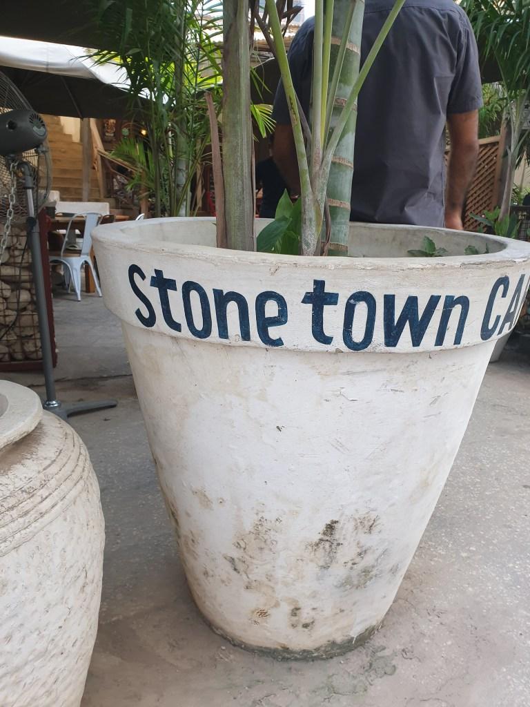Stone Town Cafe Zanzibar