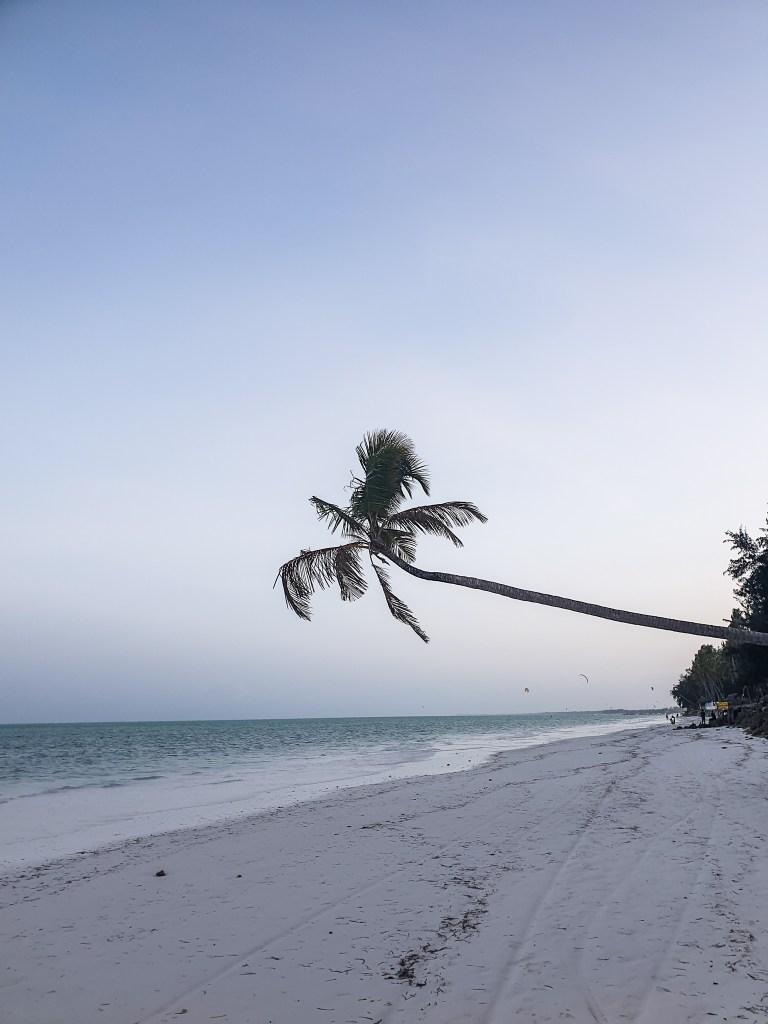 Best beaches in Zanzibar Paje