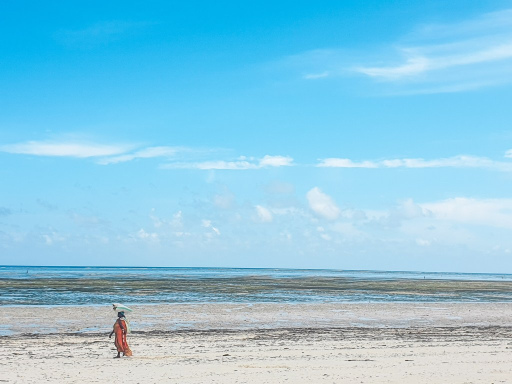 Best beaches in Zanzibar Bwenjuu