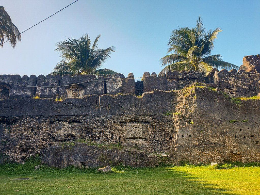 Old Fort Stone Town Zanzibar