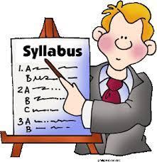 Outcome based Syllabus