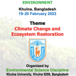 1st International Conference on Environment