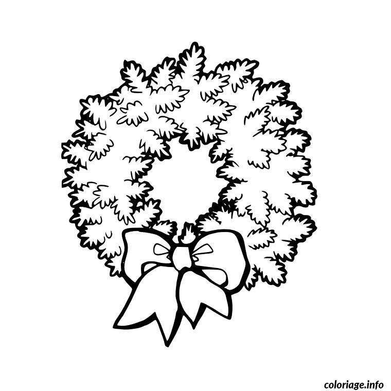coloriage noel noir et blanc dessin
