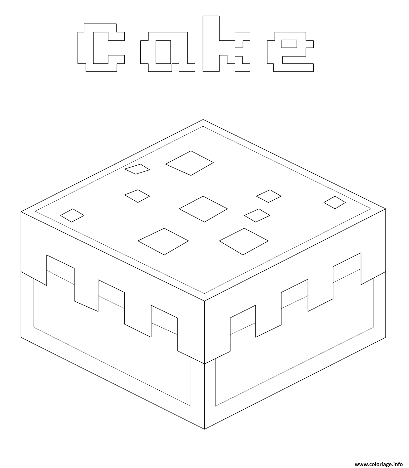 Coloring Pages Minecraft Pat