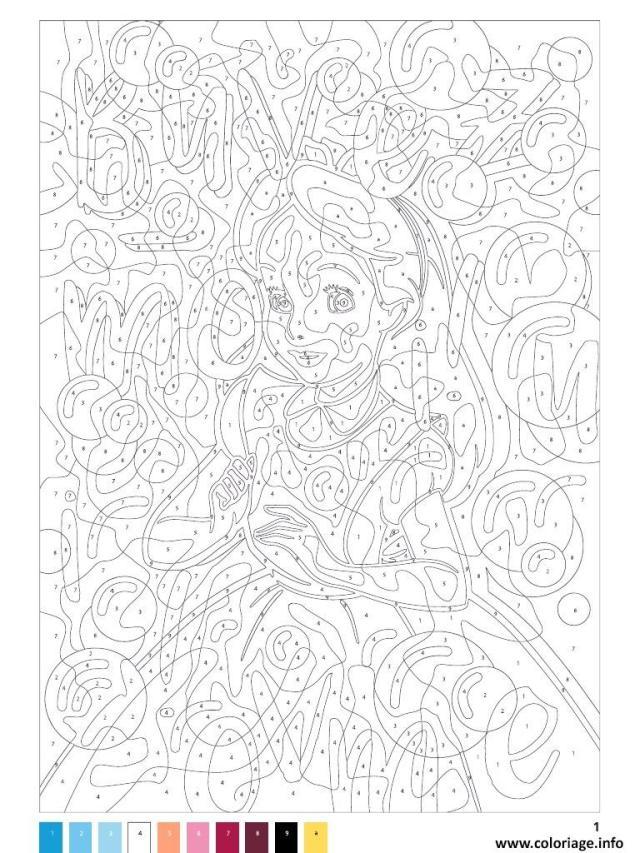 Coloriage Mystere Disney Princesse Fille Dessin Mystere Disney à