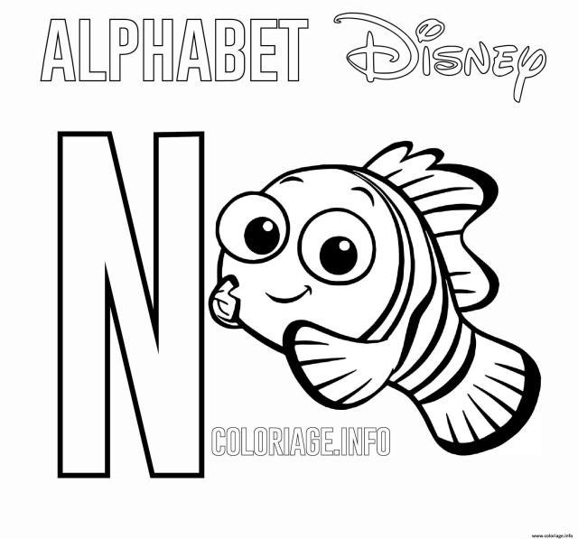 Lettre A Imprimer Alphabet