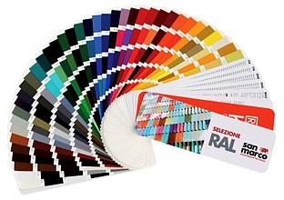 1 cartella colori per interni life style,. Colorificio Coppino Sistema Tintometrico