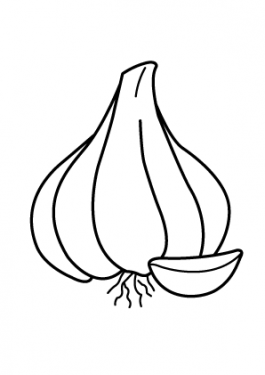 Vegetables Coloring Pages For Kids Free Printable And Online