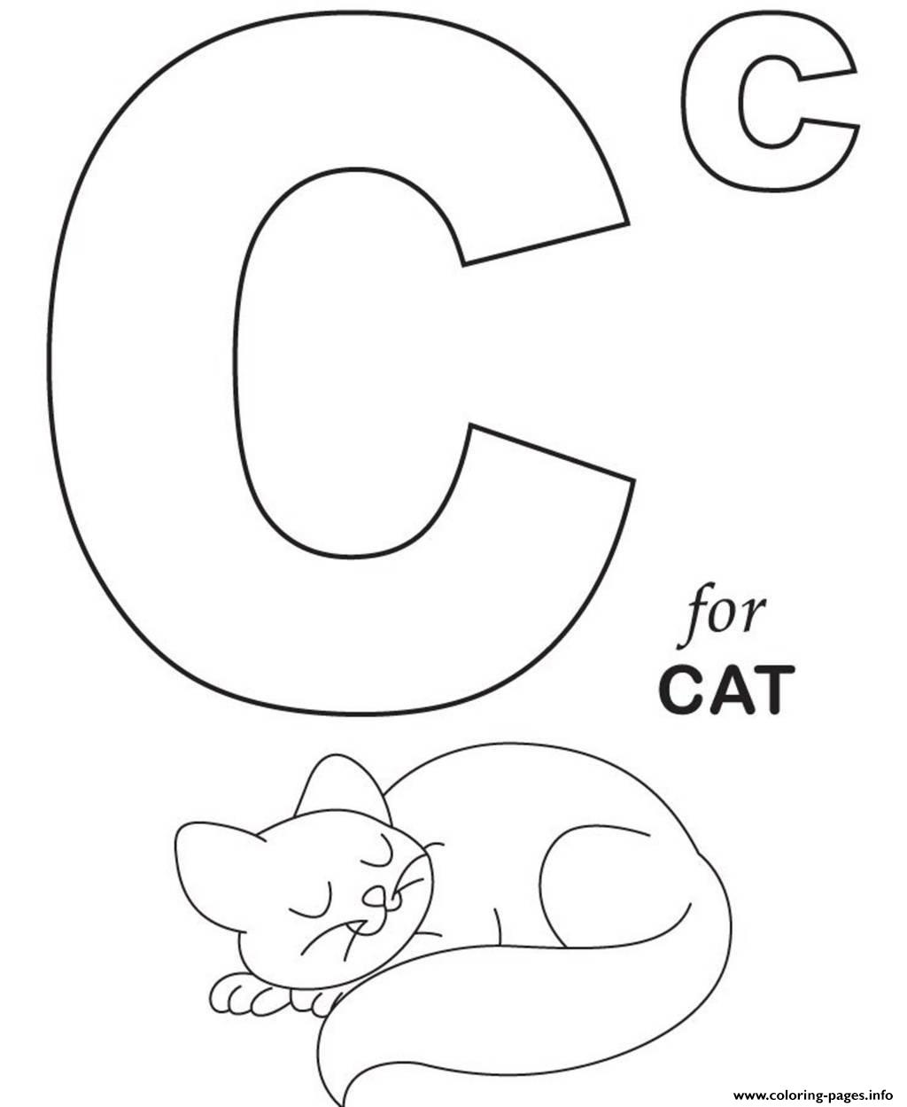 Preschool Worksheet Coloring Page