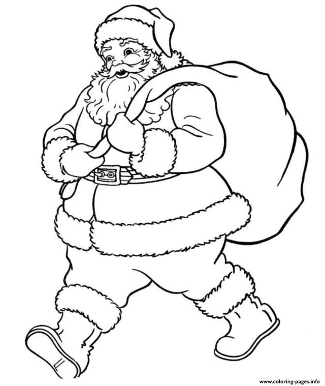 Coloring Pages Of Santa Claus Wants To Go26b Coloring Pages Printable