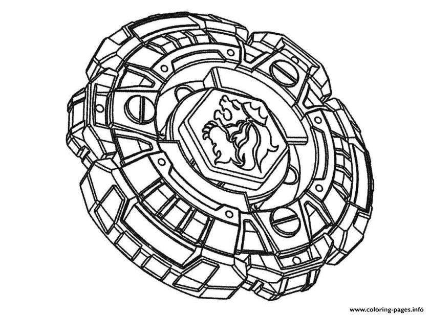 beyblade 1 coloring pages printable