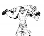 John Cena Coloring Page Coloring Pages Printable