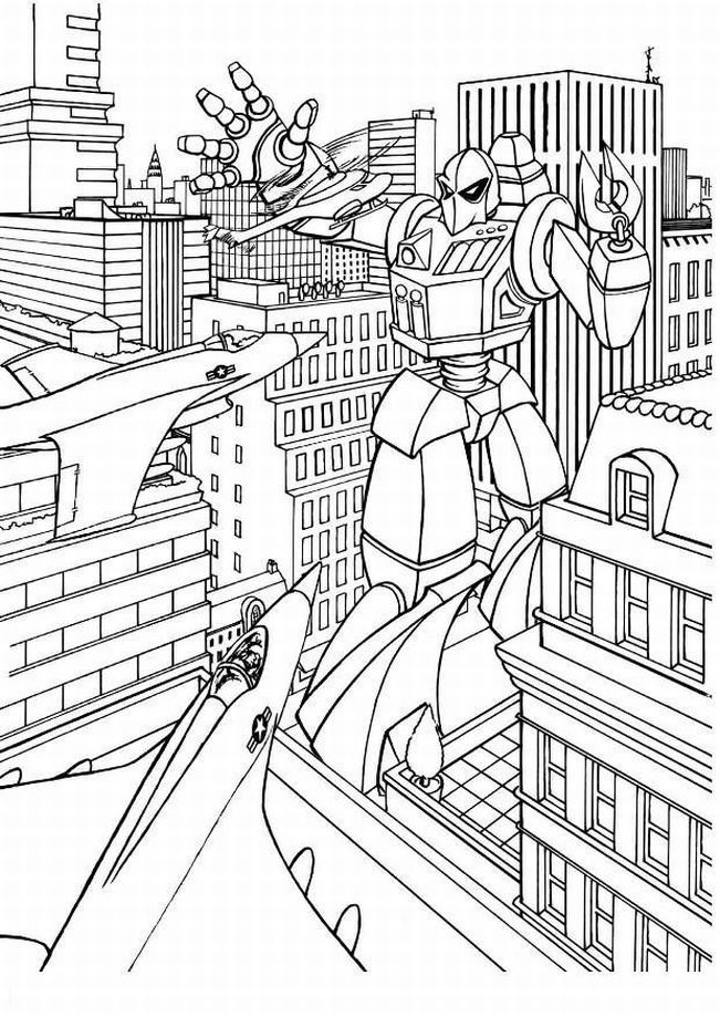 Transformers Coloring Pages Coloring Rocks
