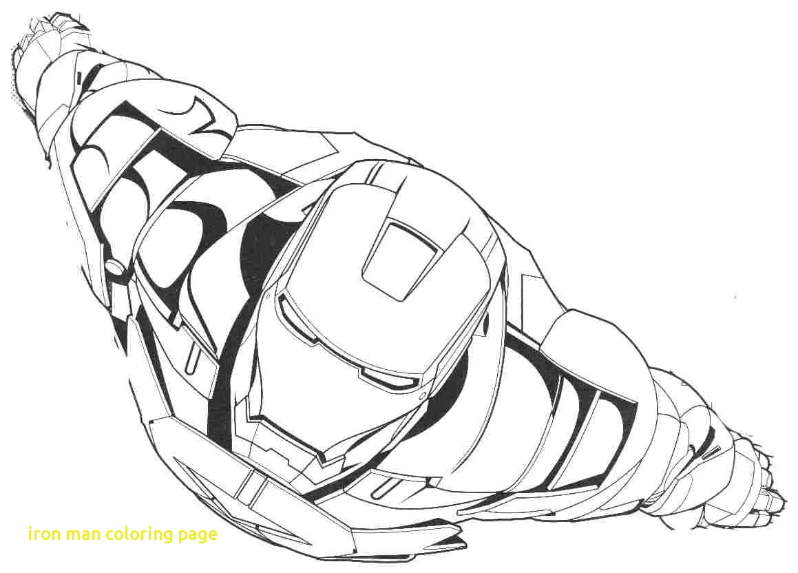93 Cool Iron Man Coloring Pages Printable Worksheets