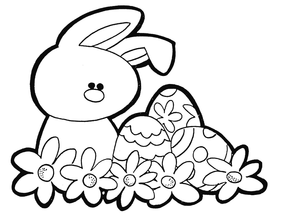 Easter Coloring Pages Coloring Rocks