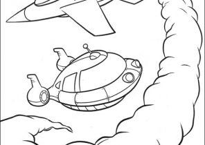 Little Einsteins Coloring Pages Coloring4free Com