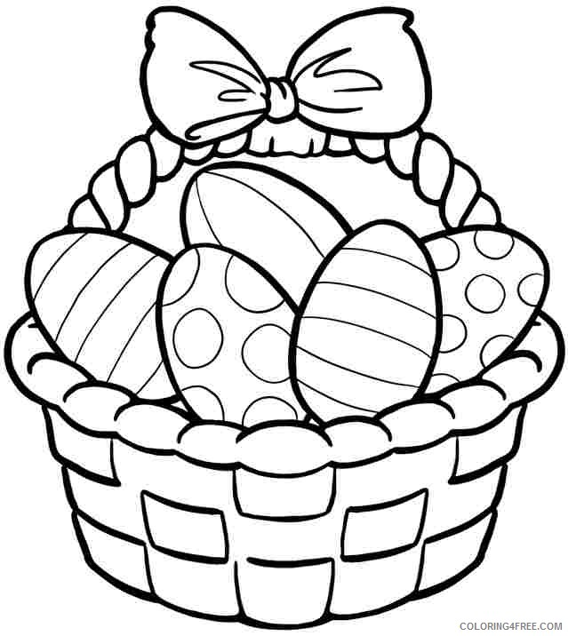Happy Easter Coloring Pages Coloring4free Coloring4free Com