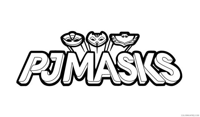 PJ Masks Coloring Pages TV Film PJ Masks Printable 29 29