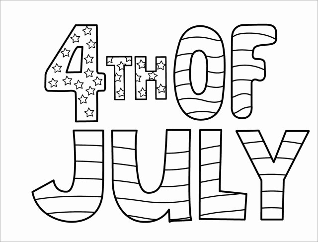 26th Of July Coloring Pages - ColoringBay