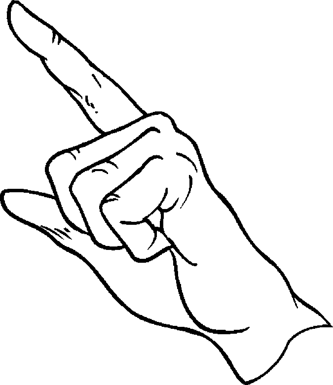 57 best hands and feet coloring pages for kids  updated