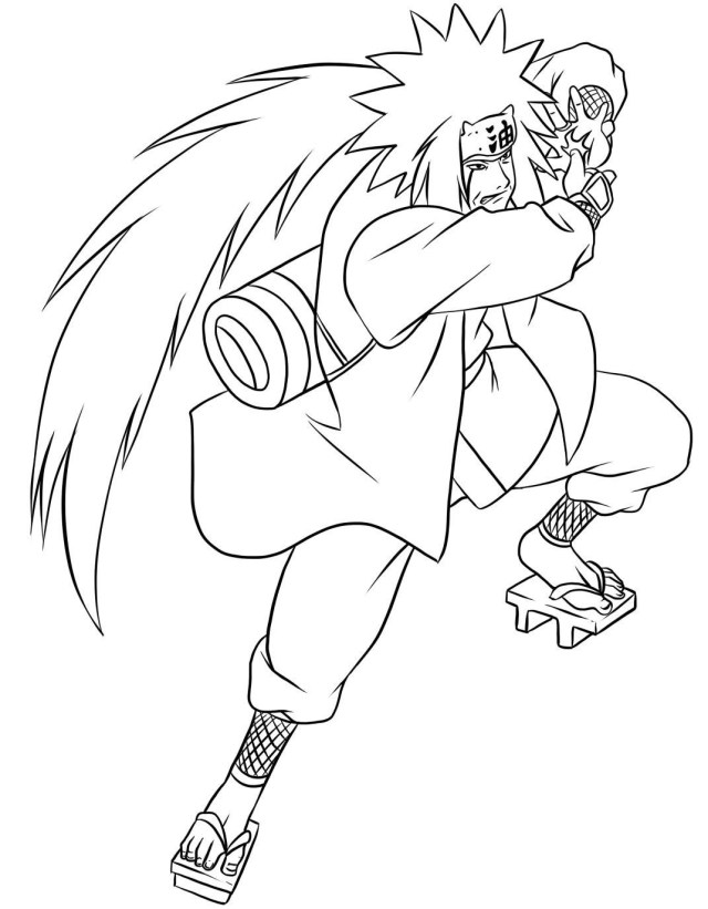 Minato Coloring Pages - Coloring Home