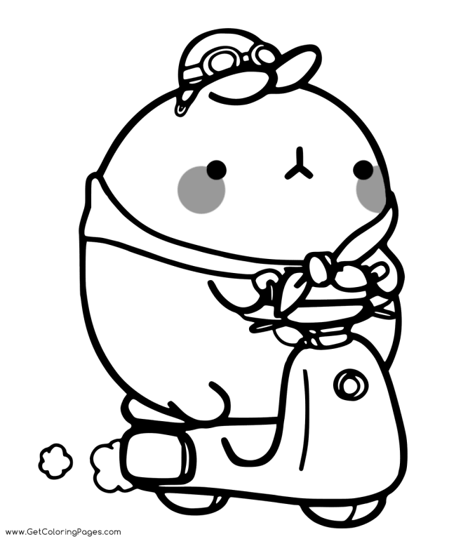 Molang Coloring Pages - Get Coloring Pages - Coloring Home
