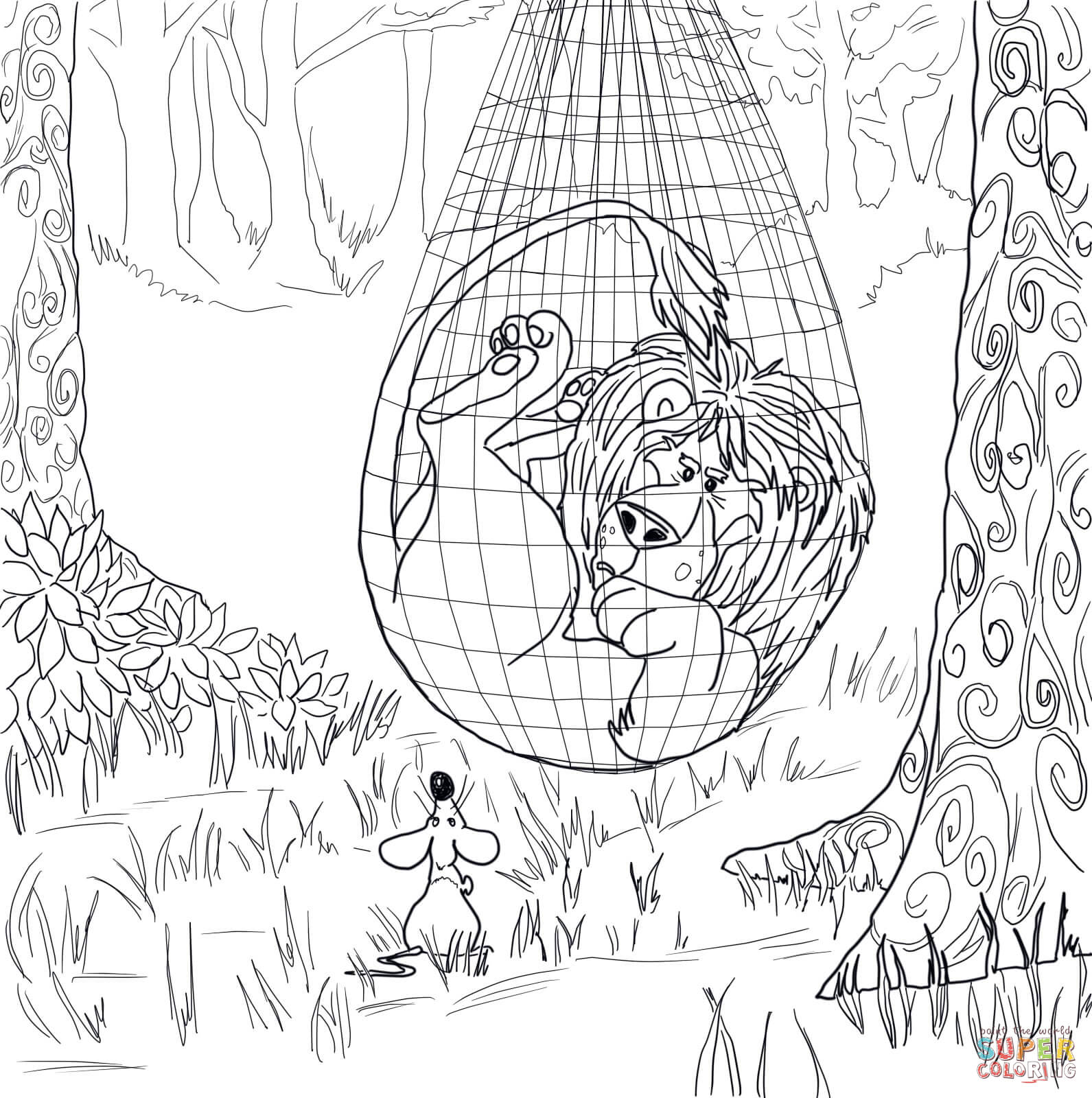 Netcoloring Page