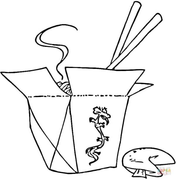 china coloring pages # 11