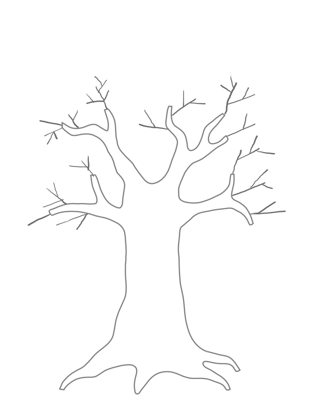 Kids Printable Family Tree