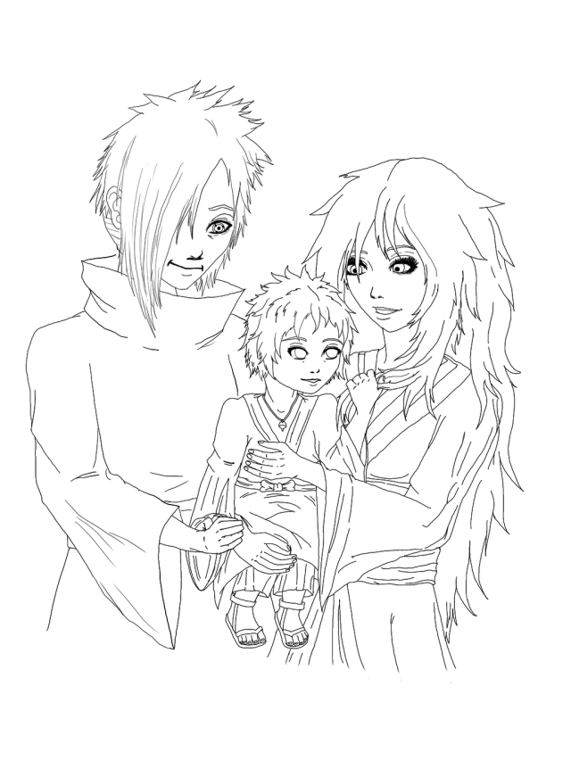 Proud Family Coloring Page - Coloring Home