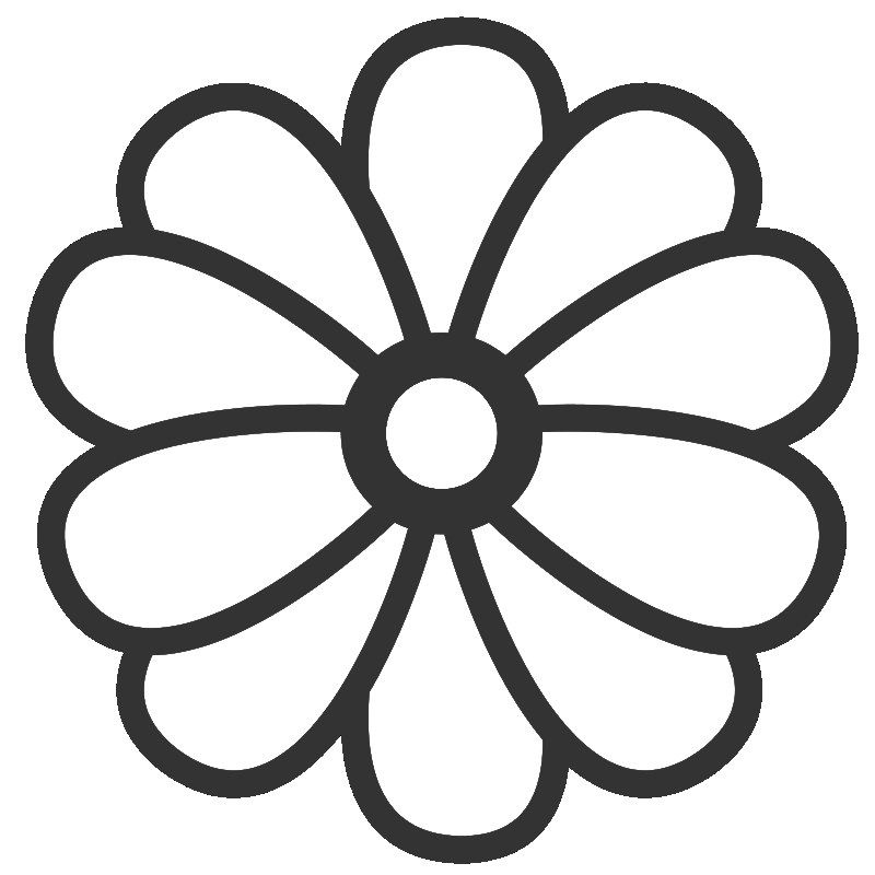 Flower Images To Color Coloring Home