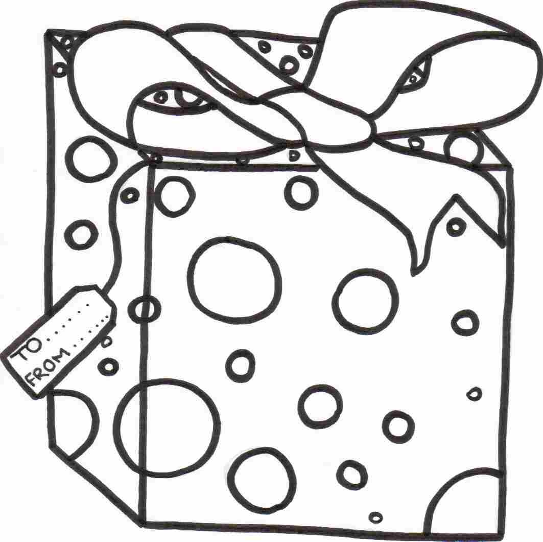 T Coloring Page